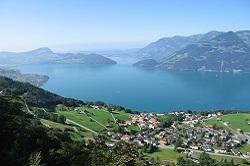 оформление виз в швейцарию